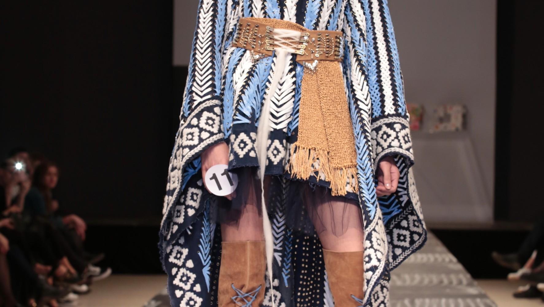 pasarela moda sustentable