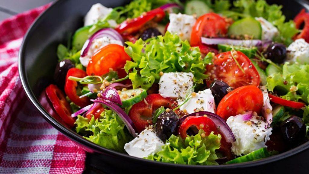 La ensalada es una de las comidas más populares del mundo.