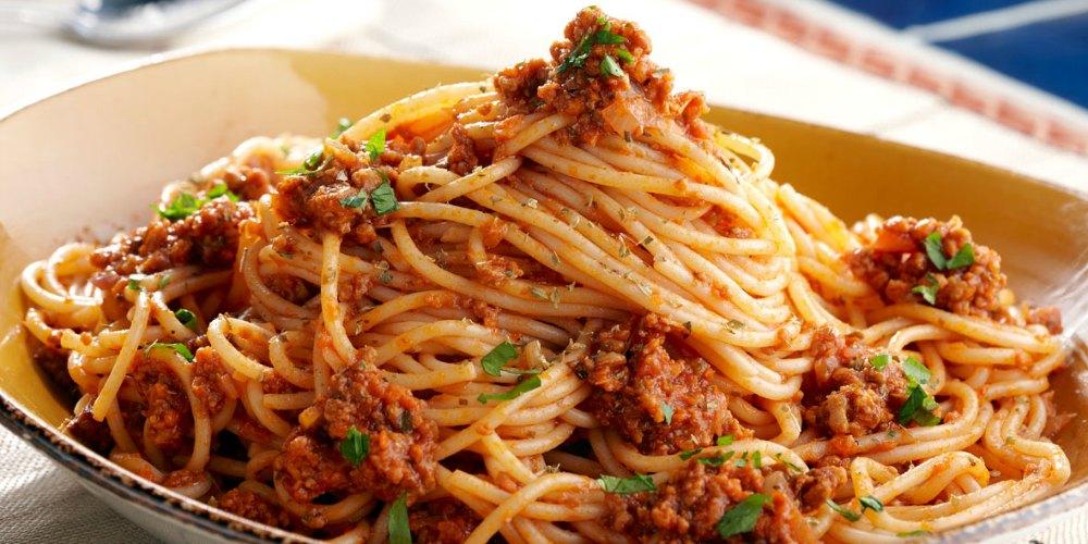 La pasta es una de las comidas más populares del mundo.